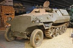 German SdKfz 251