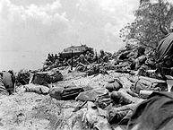 Fuzileiros navais norte-americanos em Saipan