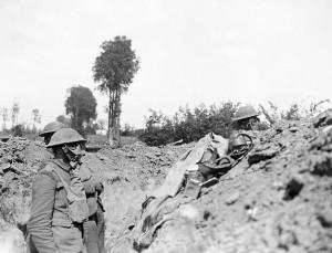 Guerra de Trincheiras - Primeira Guerra Mundial