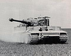 Tanque Alemão Tiger