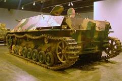 Panzerjäger Jagdpanther IV L/70(V)Sd. Kfz. 162/1 - 75mm L/70 (1944-1945) - Principais características: O Panzerjäger Jagdpanther IV foi um dos principais blindados anti-tanques do exército alemão, um verdadeiro destruidor de tanques. - Blindagem: 10-80 mm - Velocidade: 35 km/h - Armamento: Uma Pak 42 L/70 de 75mm e 1 x MG 34 de 7.92 mm - Tripulação: 4 - condutor, comandante, artilheiro e municiador.