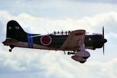 O Aichi D3A foi um bombardeiro de mergulho japonês leve, apelidado pelos aliados de Val e que atuou durante a Segunda Guerra Mundial no Teatro o Pacífico com muita eficiência contra os caças norte-americanos. Especificações Técnicas-D3A1:Tripulação.: constituída por um piloto e um artilheiro, comprimento: 10,02 m, envergadura: 14,37m, altura: 3,85m, velocidade máxima: 389 km/h, alcance: 1472 km, teto máximo: 9300 m, motores: 1x Mitsubishi Kinsei 44, armamentos: metralhadoras: 2x fixas de 7,7 mm (0,30 in) Tipo 97, 1x móvel de 7,7 mm (0,30 in) Tipo 92, mísseis/Bombas:1x bomba de 250 kg (551 lb) ou 2x bombas de 60 kg (132 lb).